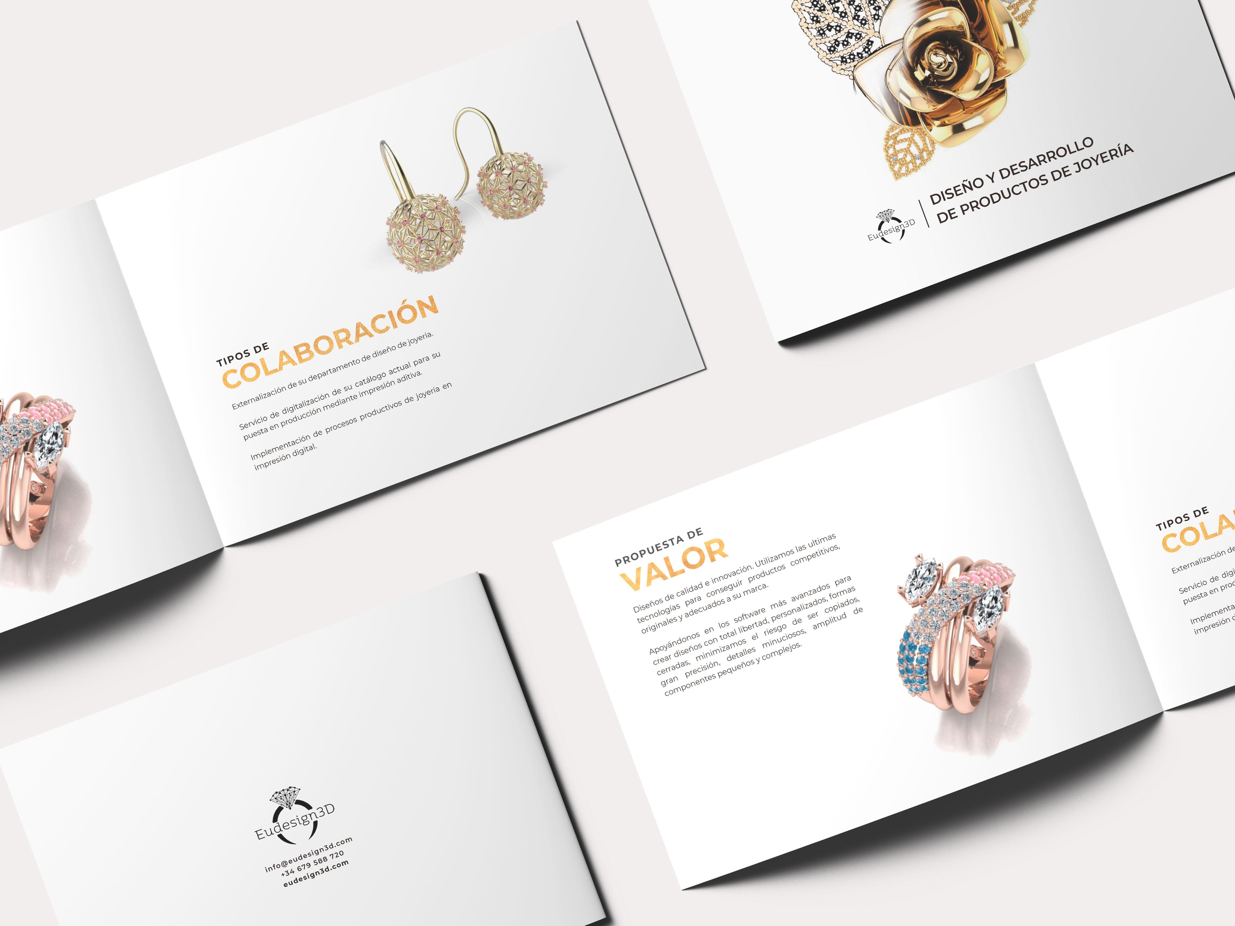 diseño de catalogo impreso