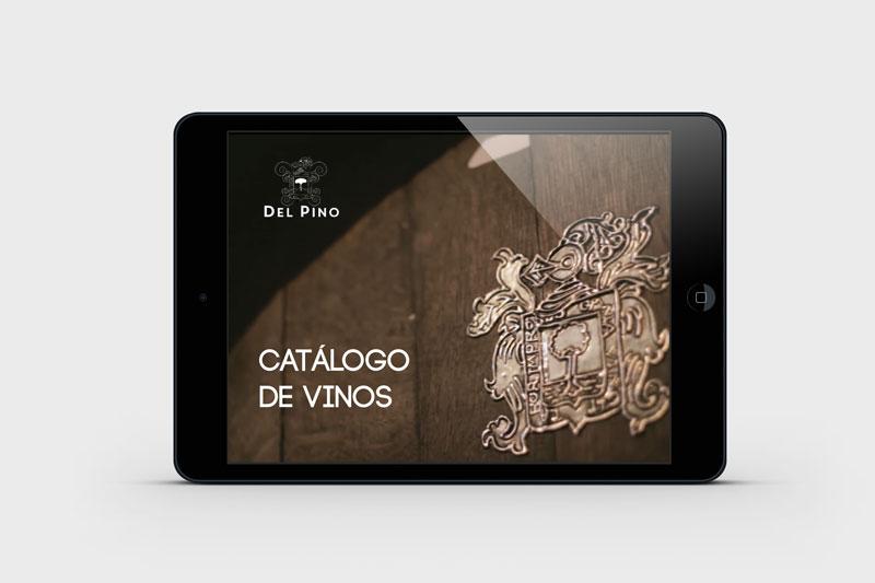 diseño de catalogo digital para bodegas