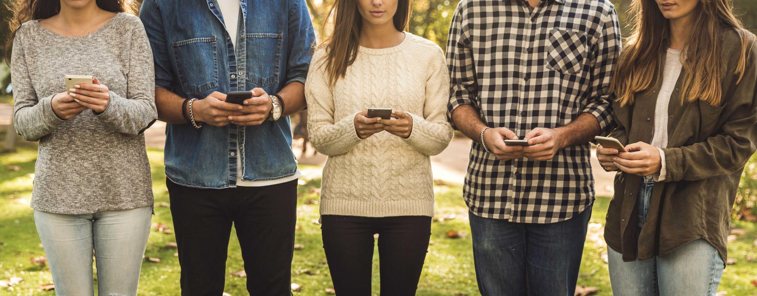 Redes sociales en cordoba